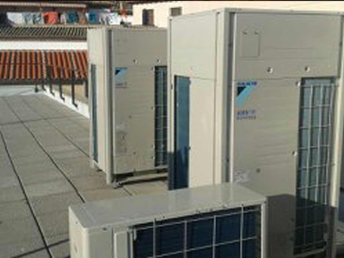 Instalaciones de calefacción en Ayuntamientos