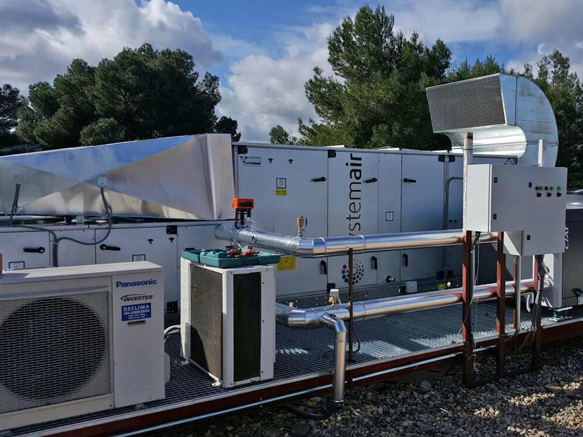 Instalaciones de climatización en ciudad real