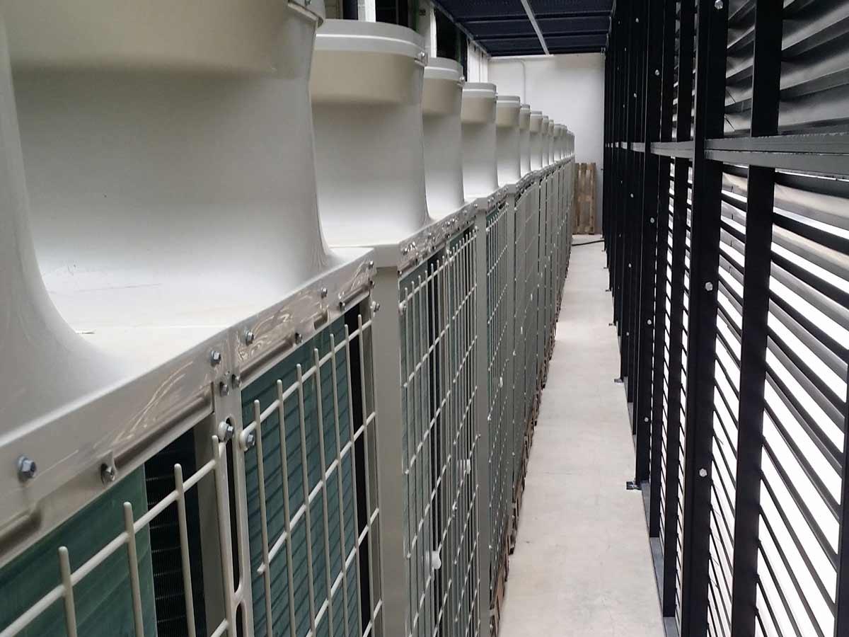 instalaciones de calefacción en universidades