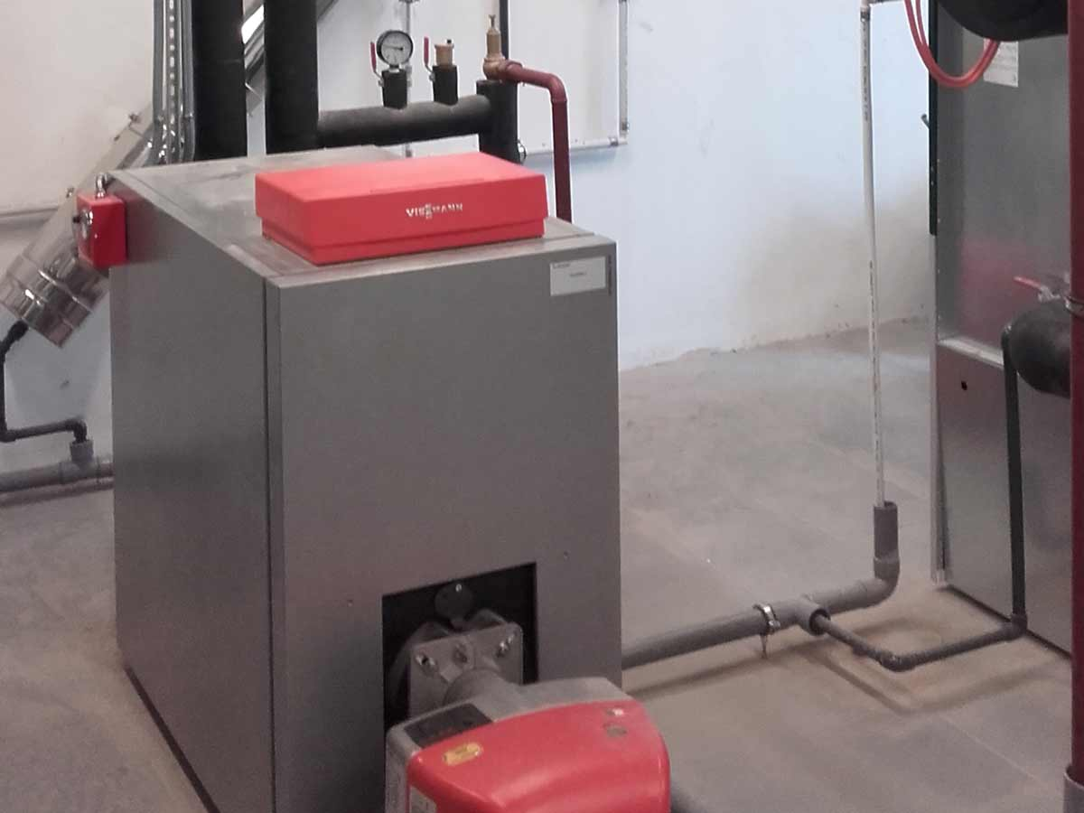instalación calderas biomasa en ciudad real