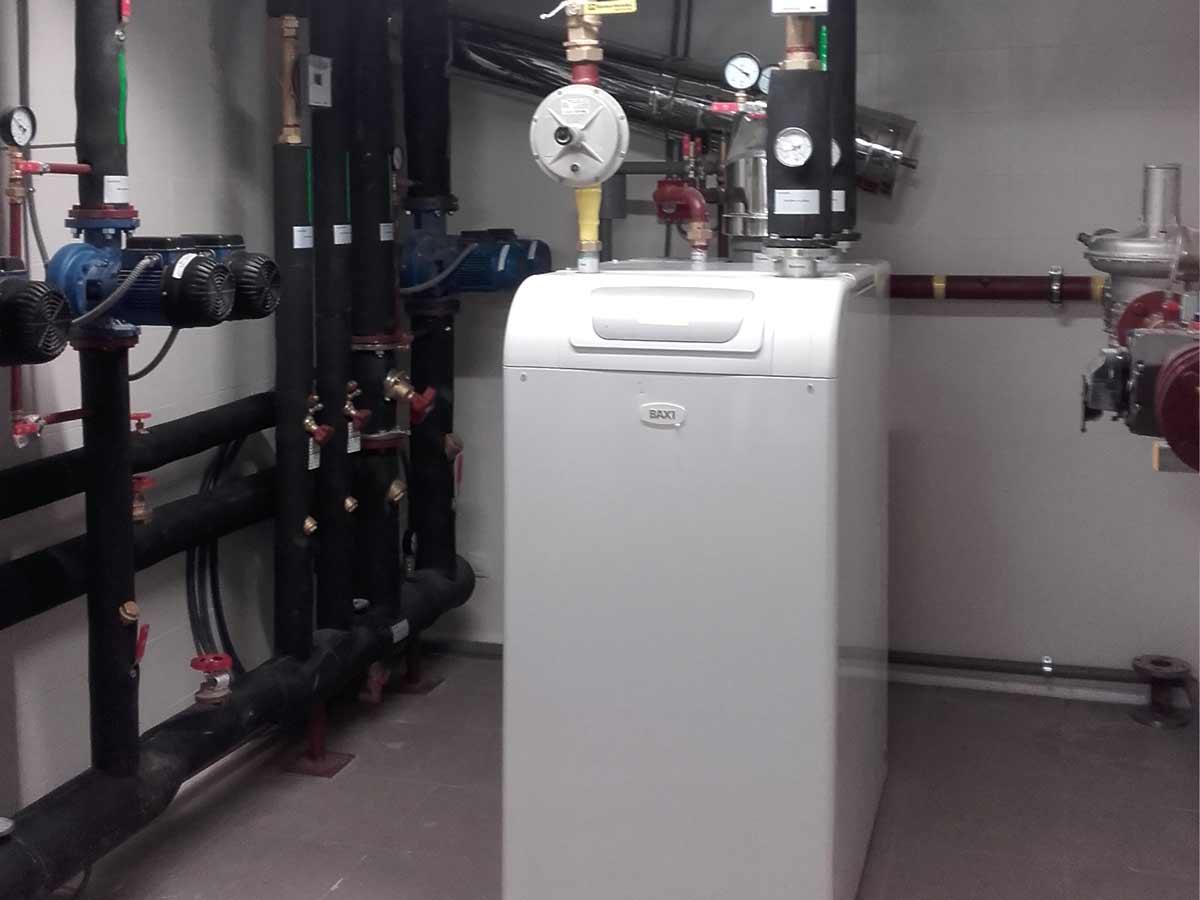 instalación caldera de gass en ciudad real