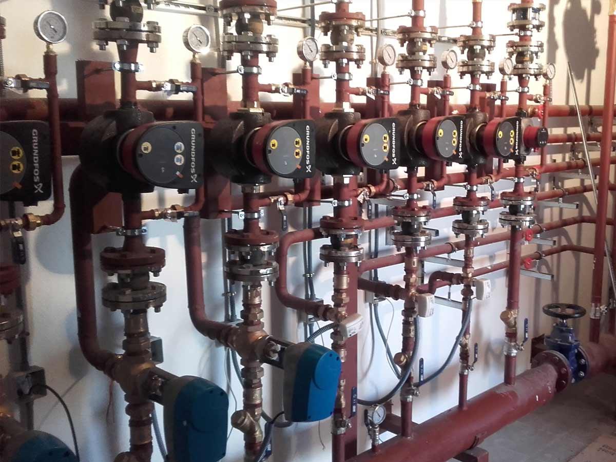 instalaciones de calderas de biomasa
