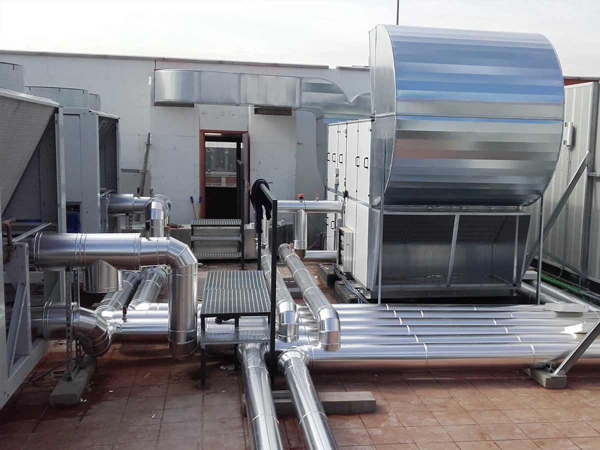 instalaciones en madrid
