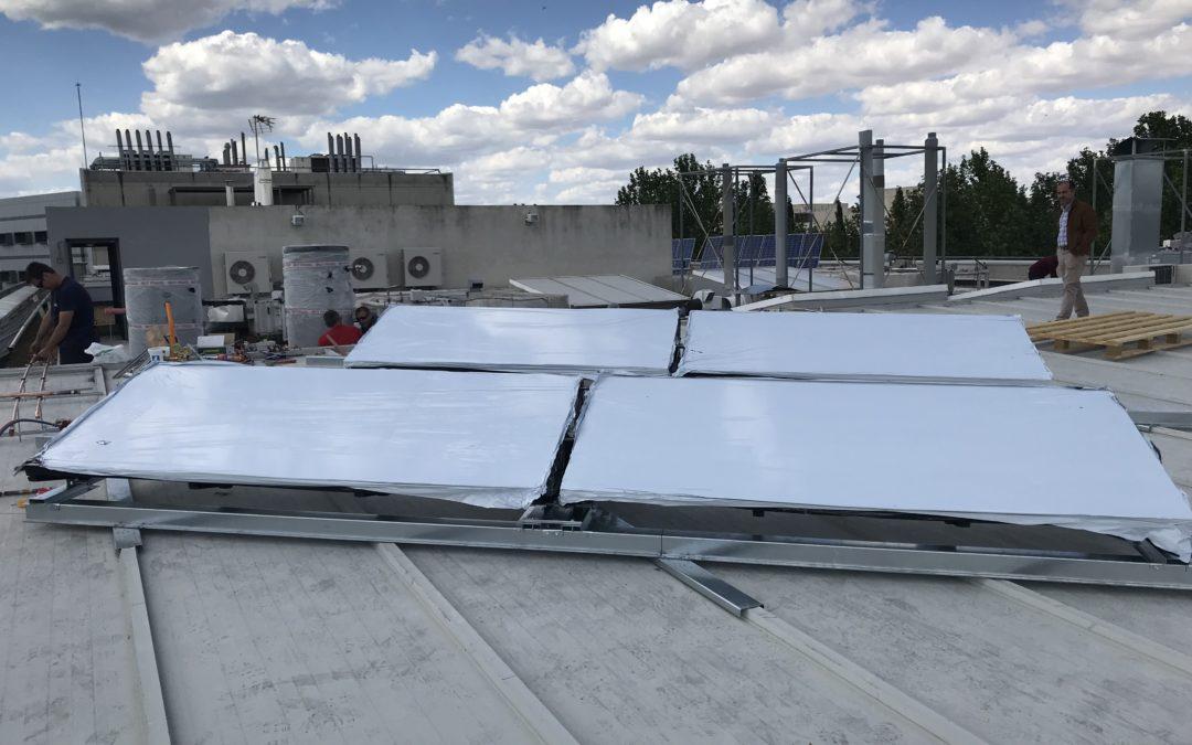 Proyecto I+D+I edificio ITQUIMA en Ciudad Real